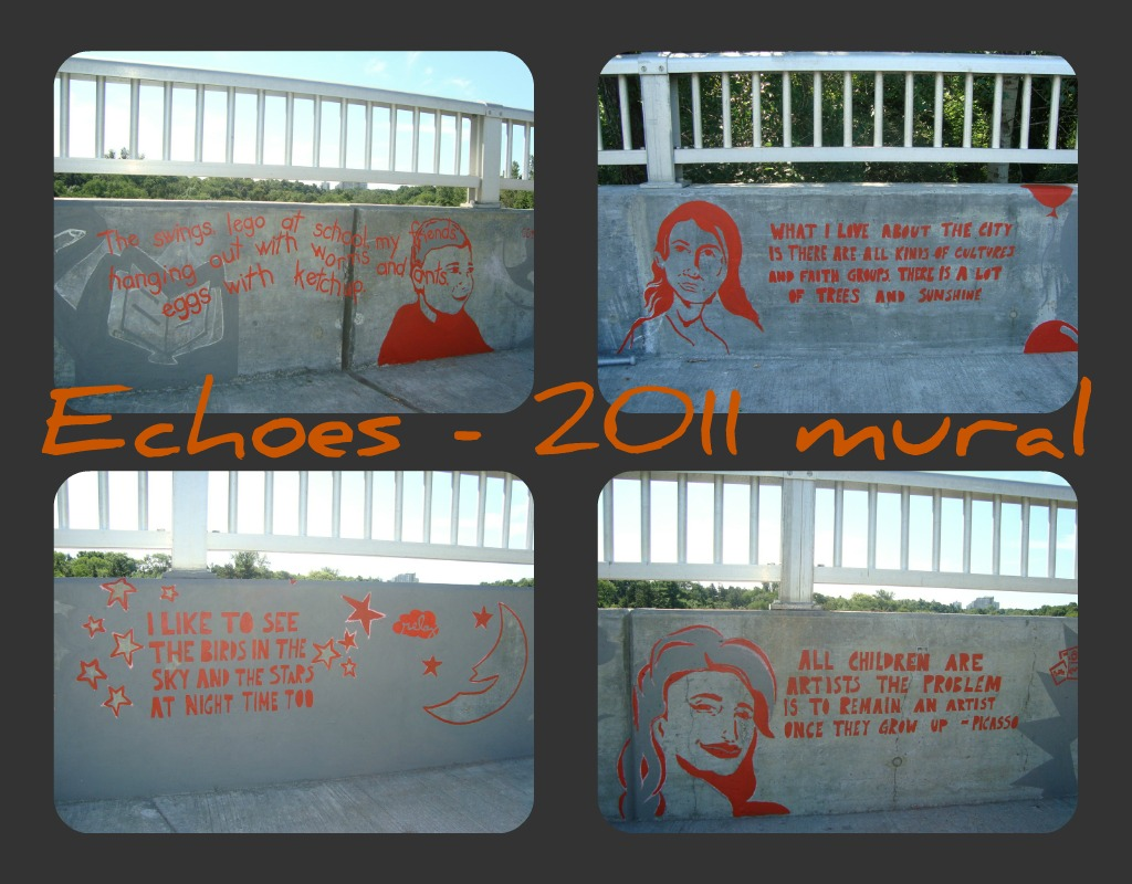Echoes - The Bridging Project, Summer 2011