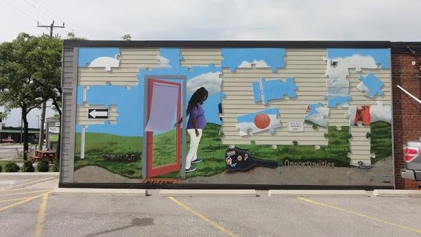Puzzle Mural