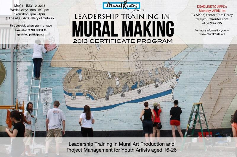 Leadership Training 2013 Flyer