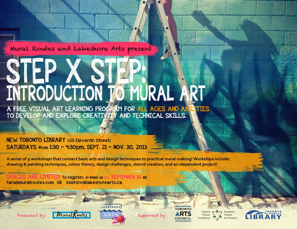 Step X Step Poster[1]