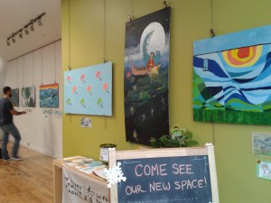 Step x Step Final Exhibit at Lakeshore Arts