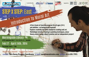 Step x Step: East Call for Participants