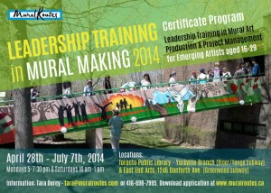 Leadership Training 2014 Call for Applicants