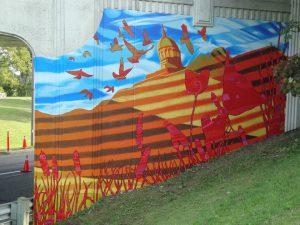 Sustenance: Western Gateway Mural