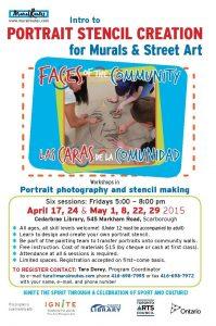 Registration Open for Faces of the Community / Las Caras de la Comunidad program at Cedarbrae Library