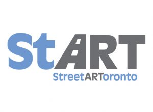 StART logo colour